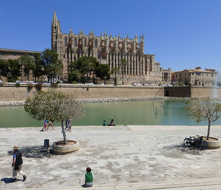 Stadttour Teambuilding Mallorca